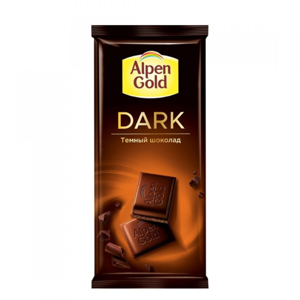 ALPEN GOLD DARK 85 GR