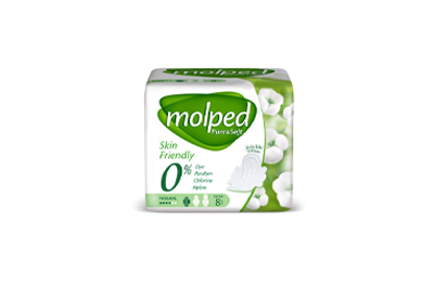 MOLPED PURE & SOFT NORMAL 8 Lİ PAKET