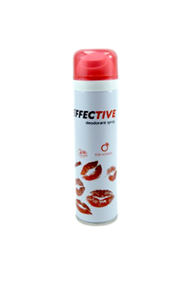 EFFECTIVE DEO WOMEN PASSION 150 ML